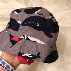 Reversible SPF hat